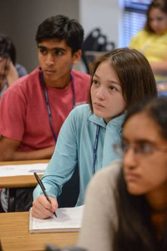 The Davidson Institute is seeking gifted teens to attend the Davidson THINK Summer Institute. THINK is a three-week residential summer program on the campus ...