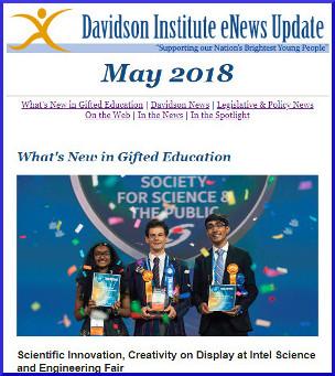 Davidson Database - eNews-Updates