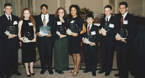 2001 Davidson Fellows