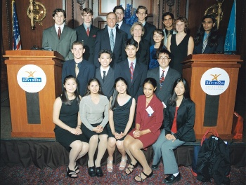 2002 Davidson Institute Fellows. Washington D.C.