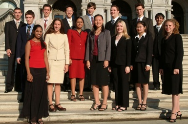 2003 Davidson Fellows