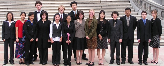 2004 Davidson Fellows