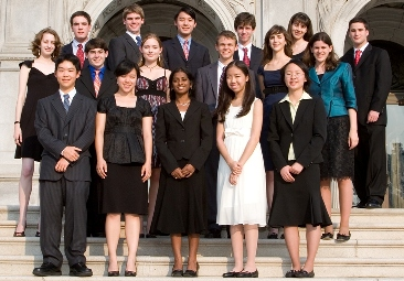 2007 Davidson Fellows