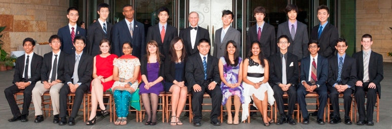 2012 Davidson Fellows