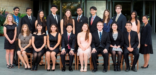 2014 Davidson Fellows