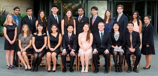 2014 Davidson Fellows