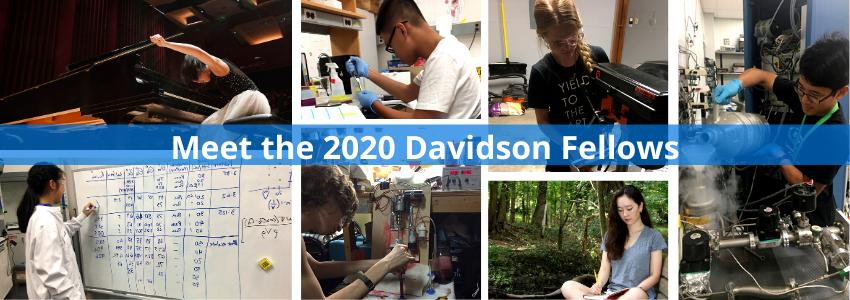 Meet the Davidson Fellows 2020