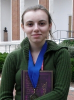 Davidson Young Scholar Ambassador - Alexia
