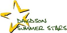 Davidson Summer STARS logo