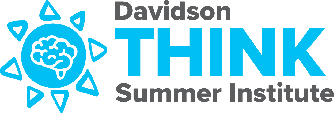 Davidson THINK logo LARGE